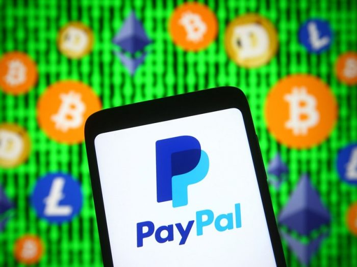 PayPal Will Start Letting Users Withdraw Cryptocurrency