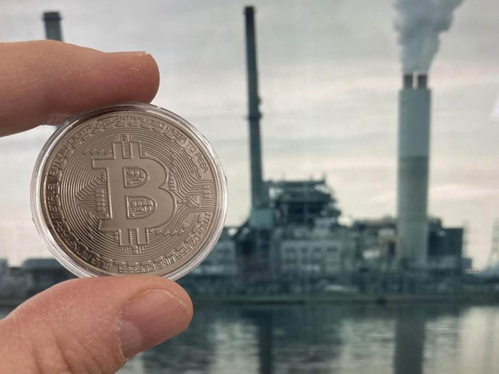 Is bitcoin bad for the environment