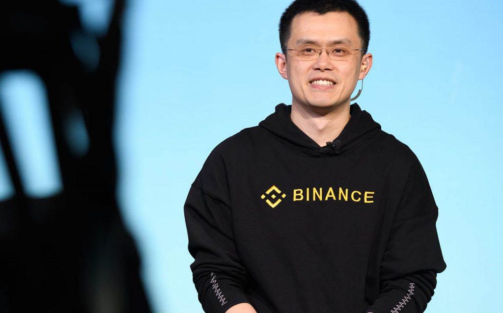 Changpeng Zhao Net worth is over 15 billion