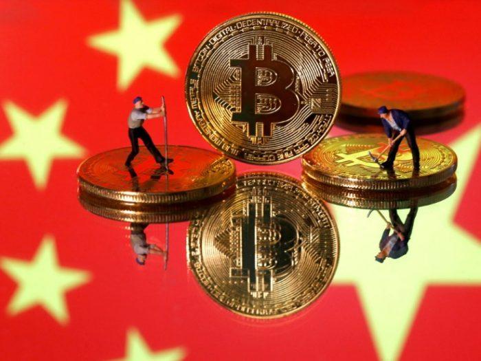 China bans Crypto mining