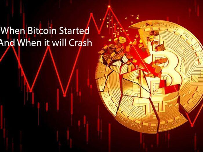 When Bitcoin Started And When Bitcoin Will Crash